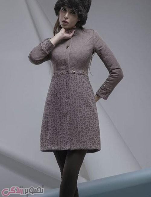 مدل پالتو جدید دخترانه زمستانی