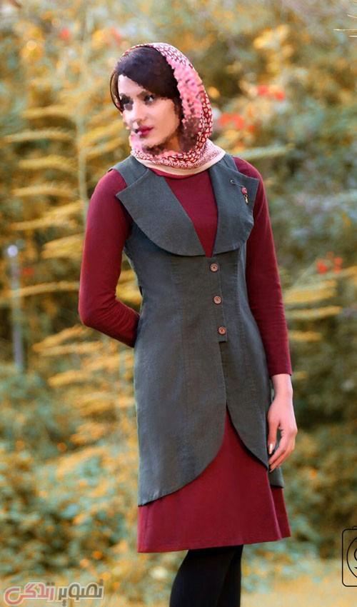 عکس لباس پاییزی دخترانه