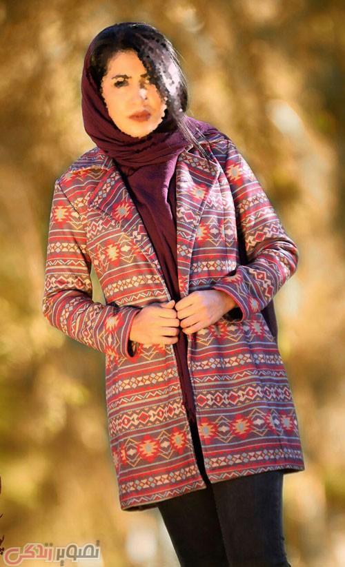 مدل مانتو سنتی ایرانی جدید