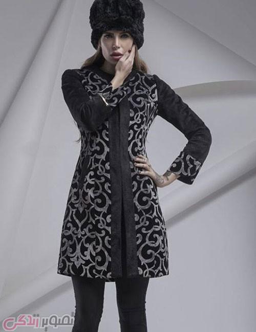 مدل مانتو سنتی,مدل مانتو سنتی با ترمه,مدل مانتو سنتی ایرانی,مدل پالتو دخترانه