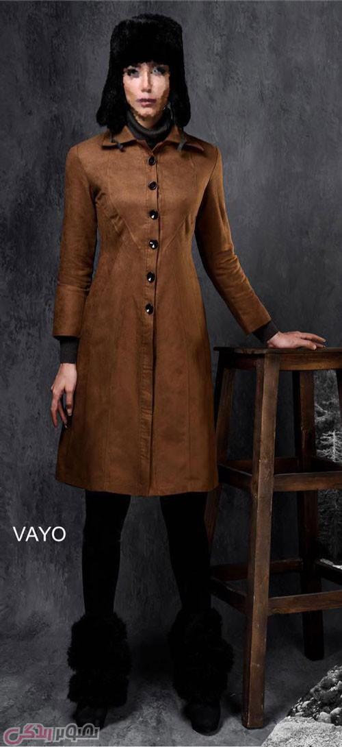 مانتو پالتو زنانه, مدل مانتو زمستانی زنانه