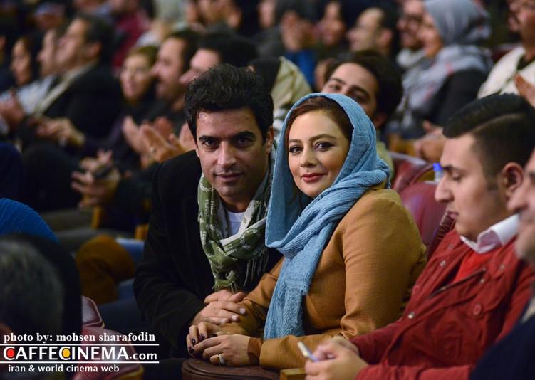 عکس یکتا ناصر و همسرش
