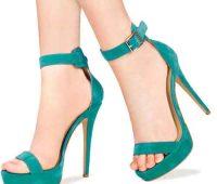 انتخاب کفش پاشنه بلند