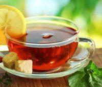 درمان نفخ معده ,چای لیمو نعنا ,درمان سرفه