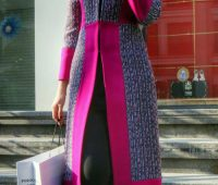 مدل مانتو مجلسی زمستانه دخترانه جدید