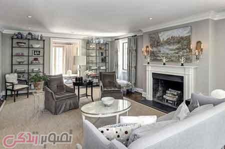 عکس های خانه اوباما،دکوراسیون خانه جدید اوباما