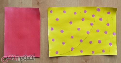 آموزش ساخت خروس کاغذی ,کلاه جشن تولد
