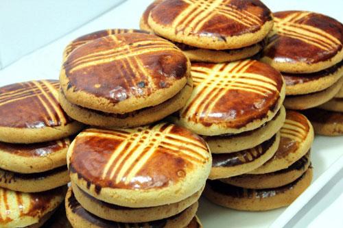 طرز تهیه نان اهری آذربایجان شرقی