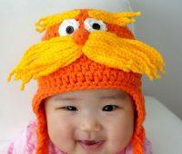 مدل کلاه بافتنی پسرانه قلاب بافی
