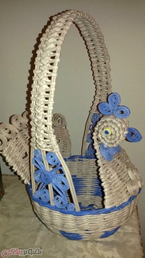 مدل خروس حصیری سال 96