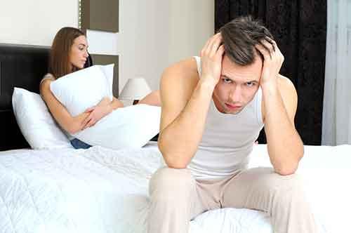 درمان زود انزالی - مشکلات جنسی