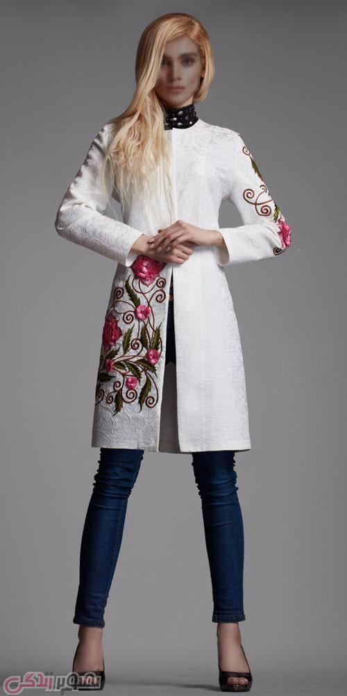 مدل مانتو مجلسی 2017 , مانتو عید 96