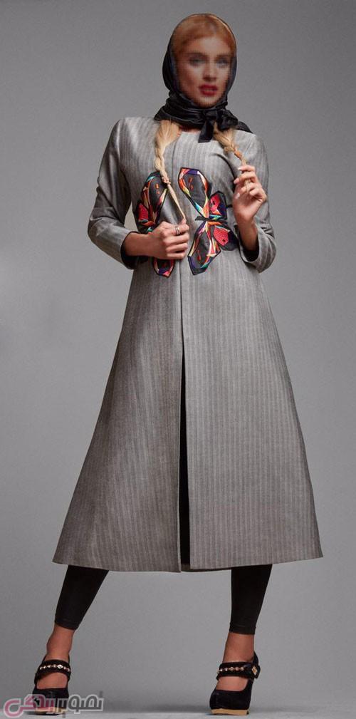 مدل مانتو عید 96 مجلسی