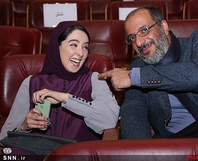 عکس امیر جعفری در جشنواره فیلم فجر