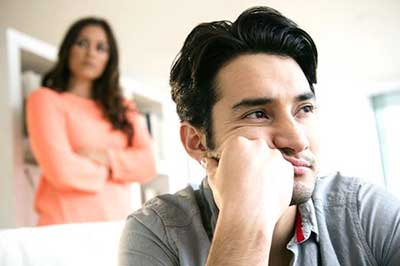در برابر خیانت همسر
