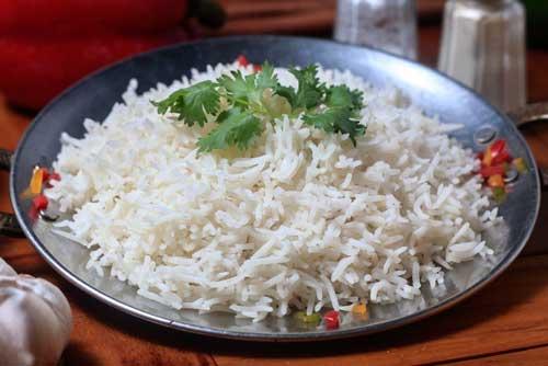 روش پخت و دم کردن برنج مجلسی, طرز تهیه برنج آبکش