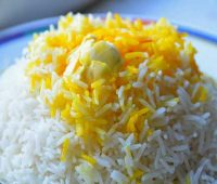 روش دم کردن برنج مجلسی, طرز تهیه برنج آبکش