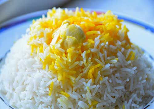 پخت و دم کردن برنج مجلسی, طرز تهیه برنج آبکش