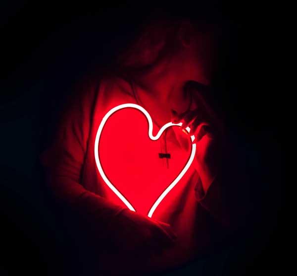 عکس پروفایل قلب