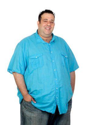 لباس مناسب برای مردان چاق
