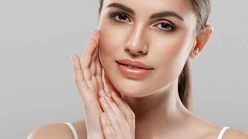 صاف شدن پوست