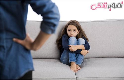 مواجه شدن فرزند با صحنه سکس والدین