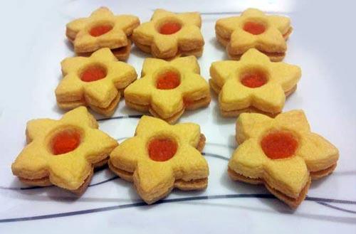 طرز تهیه شیرینی مربایی مارمالادی