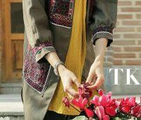 مدل مانتو سنتی برای عید