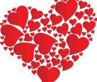قلب ولنتاین - اس ام اس ولنتاین