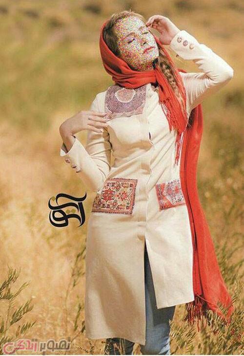 مدل مانتو عید 96 بهاری