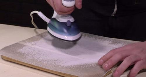 کاربردهای نمک در خانه داری