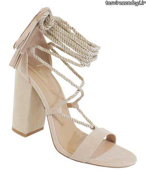 مدل کفش مجلسی بهاری