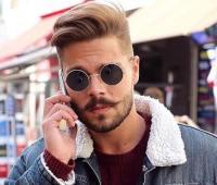 مدل مو مردانه متناسب با شکل صورت