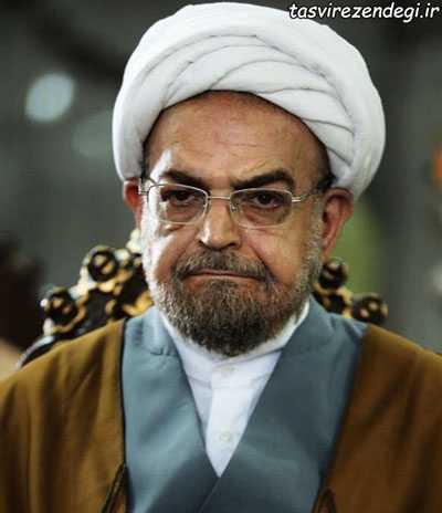شباهت حمید لولایی به حسن روحانی رئیسجمهور در فیلم سه بیگانه