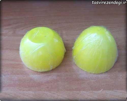 ساخت تخم مرغ مصنوعی