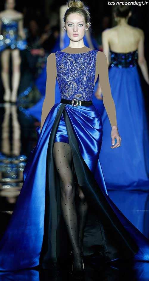 جدیدترین مدل لباس شب