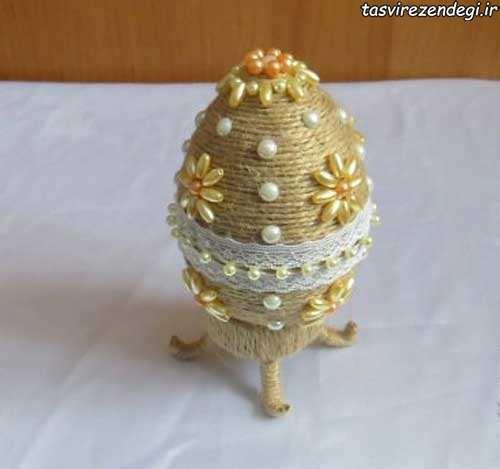 آموزش ساخت تخم مرغ مصنوعی
