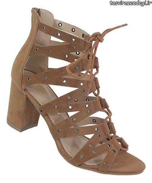 مدل کفش مجلسی بهاری, مدل کفش زنانه
