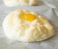 طرز تهیه تخم مرغ در ابرها