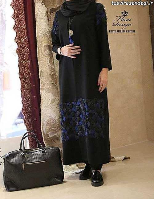 مدل مانتو رسمی بهاری برای عید