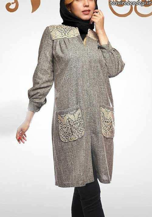 مدل مانتو عید جدید