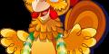 خروس حیوان نماد سال 96