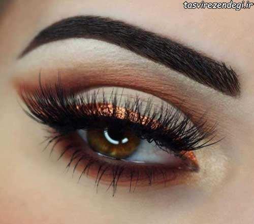 مدل خط چشم و سایه چشم