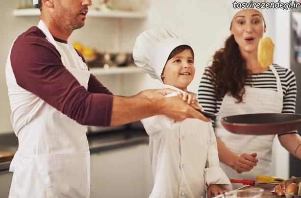 آشپزی باباها
