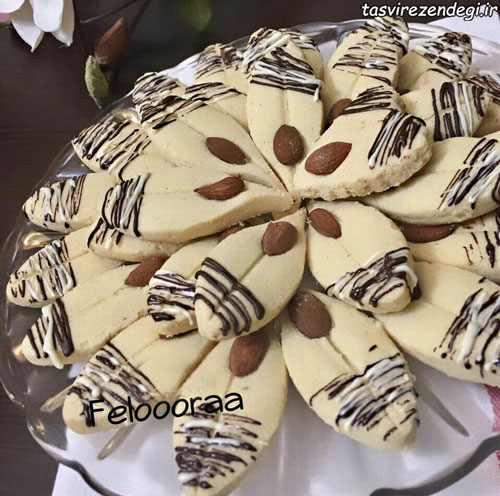 طرز تهیه شیرینی رویال بادام