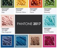 10 رنگ برتر بهار 2017