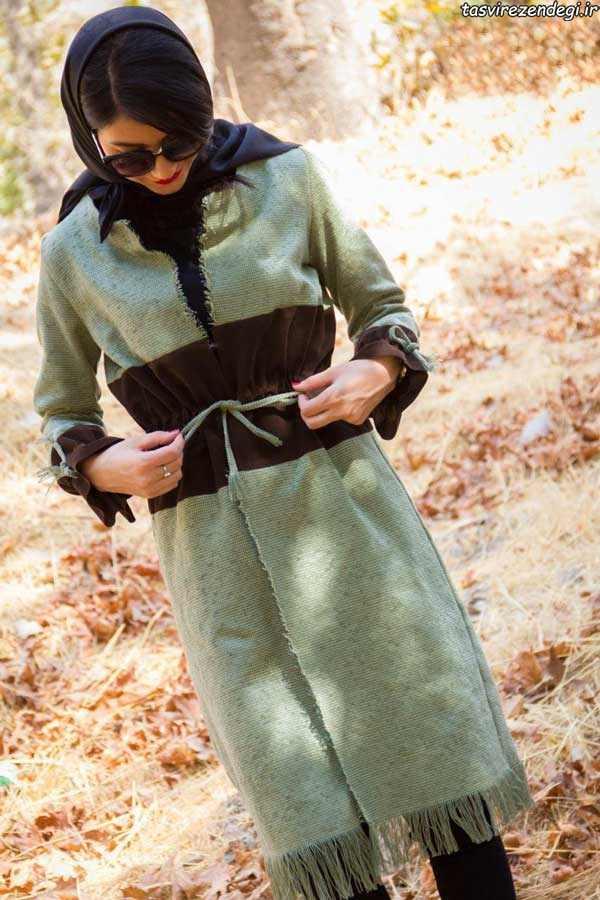 مدل مانتو جدید بهاری دخترانه