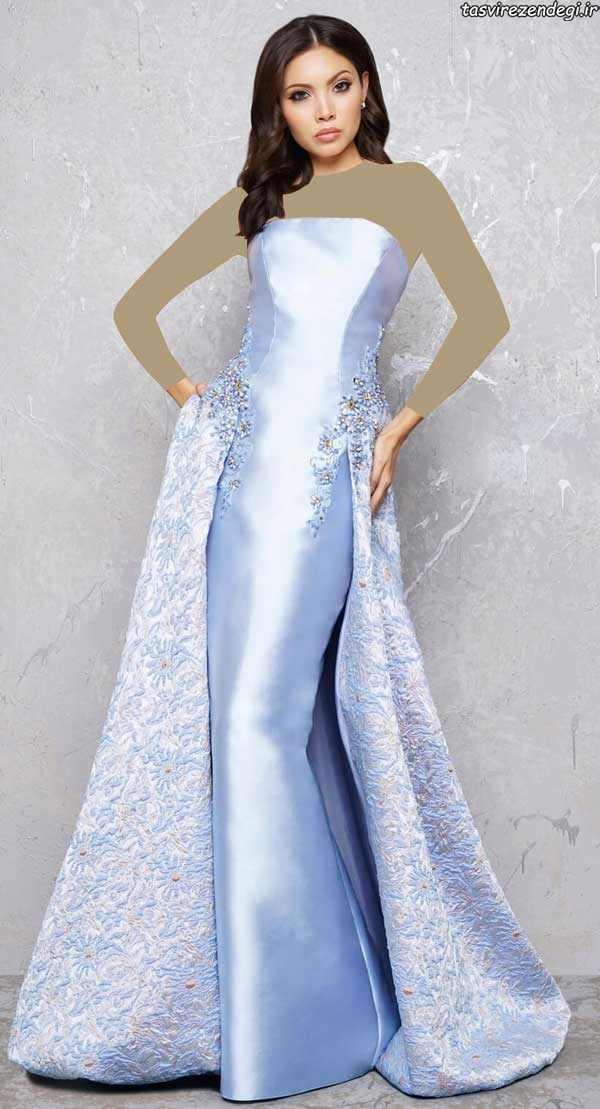 مدل لباس نامزدی , لباس مجلسی ترک اروپایی