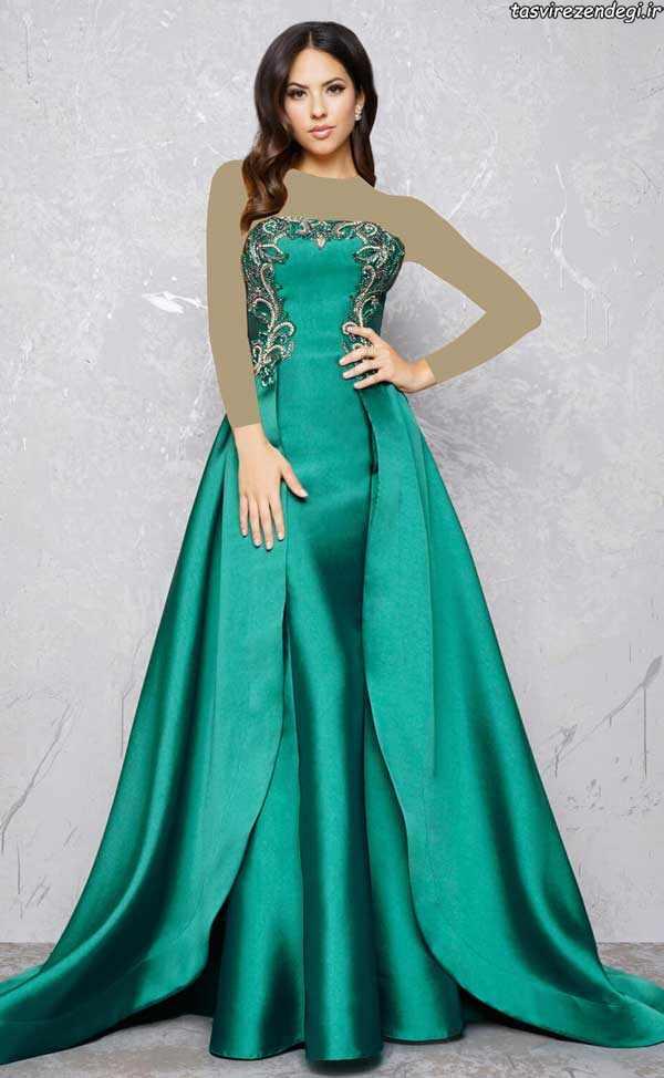 مدل لباس عقد, مدل لباس نامزدی رنگ سال
