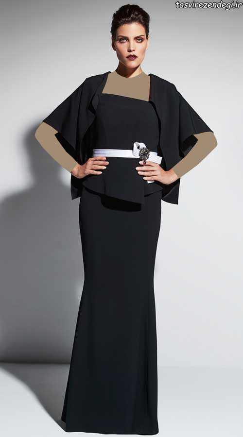 مدل لباس مجلسی جدید زنانه